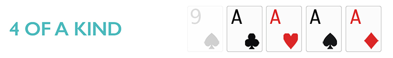Four of Kind | 9stacks